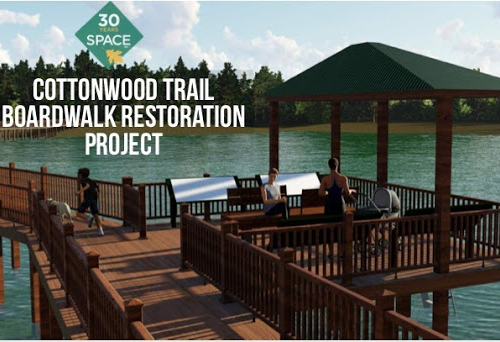 Cottonwood Trail set for upgrades